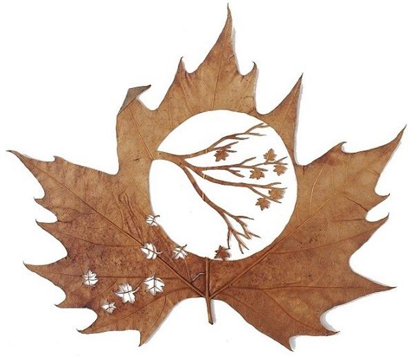 أعمال فنية الأشجار haidar1397465346991.