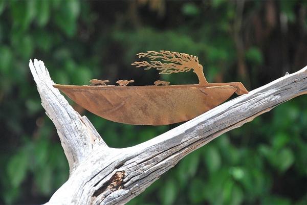 أعمال فنية الأشجار haidar1397465347563.