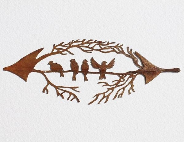 أعمال فنية الأشجار haidar1397465347836.