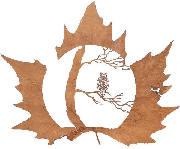 أعمال فنية الأشجار haidar1397465347897.