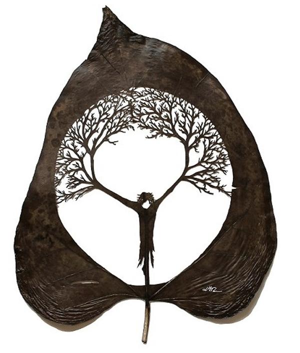 أعمال فنية الأشجار haidar1397465545464.