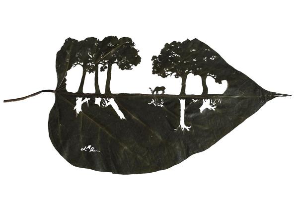 أعمال فنية الأشجار haidar1397465545699.