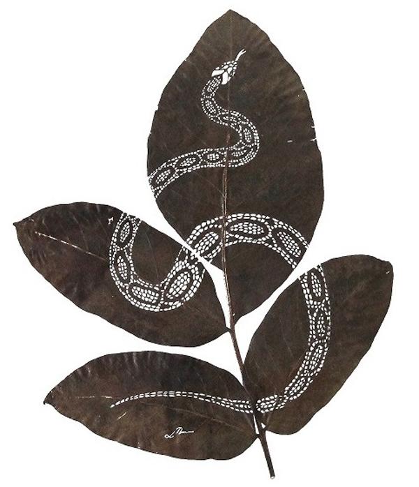 أعمال فنية الأشجار haidar1397465733443.