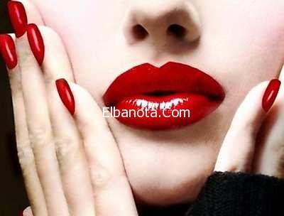 موضة طلاء الأظافر وأحمر الشفاه haidar1418390217641.