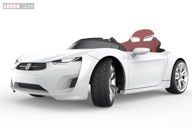 سيارة كورية كهربائية للأطفال بروون