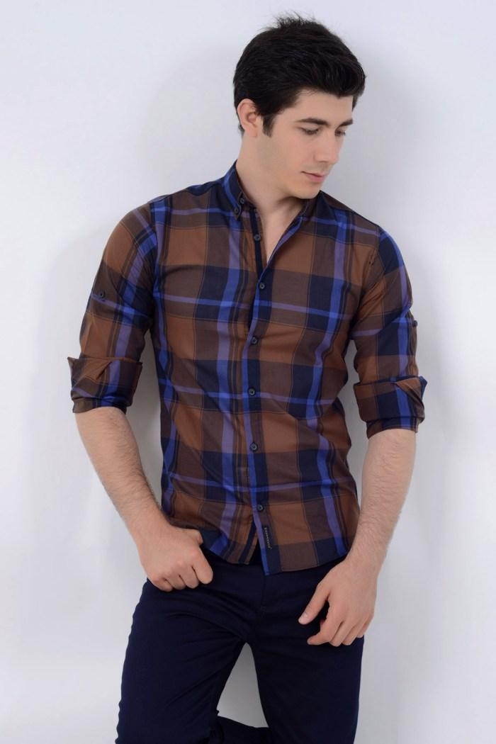 قمصان كاجوال رجالي موديلات 2015