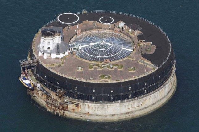 """فندق """" Man's Fort"""": قلعة"""