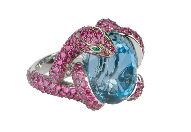 مجوهرات بمزيج الأزرق الوردي haidar1447342810981.