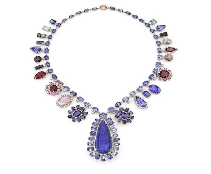 مجوهرات بمزيج الأزرق الوردي haidar1447343050941.