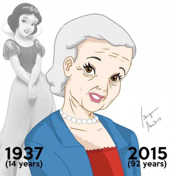 بالصور: أميرات ديزني يصارعن الشيخوخة!! haidar1447766658121.