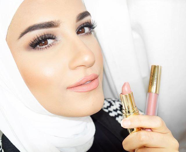 أحمر شفاه لإطلالتك بالحجاب؟ haidar145277706131.j