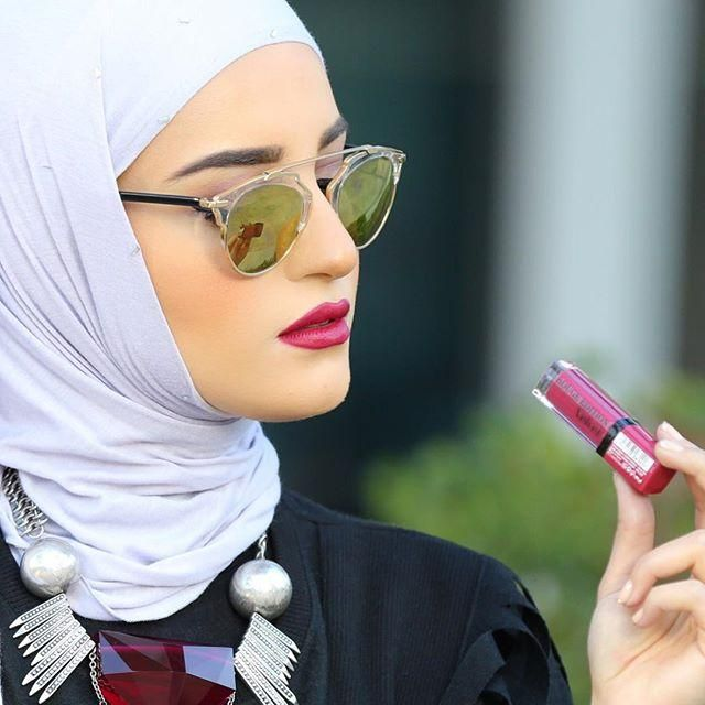 أحمر شفاه لإطلالتك بالحجاب؟ haidar1452777081631.