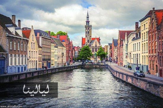 السياحة بلجيكا متعة السفر لبلجيكا